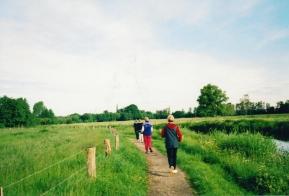 Walken und Stretching
